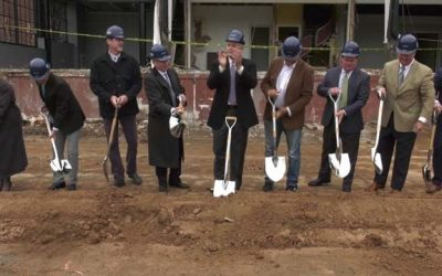 NBC 29: Construction Now Underway on Office Complex in Downtown Charlottesville